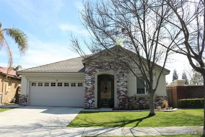 Bakersfield Single Family Home For Sale: 302 Hollyhill Drive