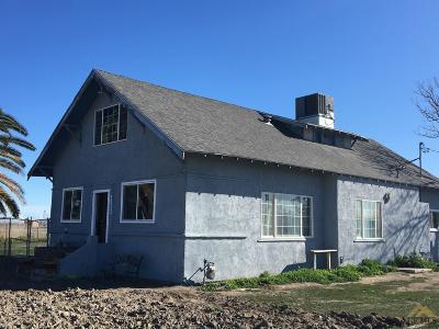 Alpaugh Single Family Home For Sale: 5512 Mc Neely