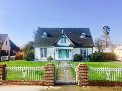 Bakersfield Single Family Home For Sale: 701 V Street