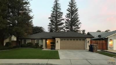 Bakersfield Single Family Home For Sale: 3800 Goldbar Drive