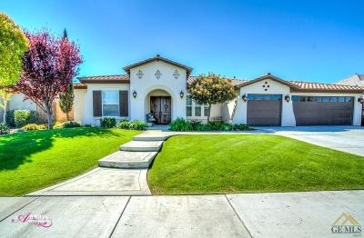 Bakersfield Single Family Home For Sale: 13109 Challis Forest Lane