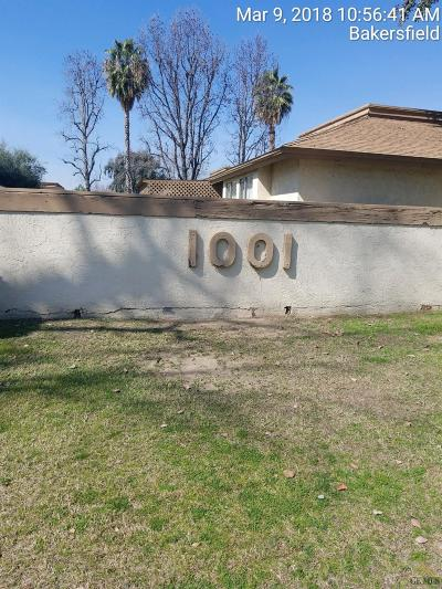 Bakersfield CA Single Family Home For Sale: $79,900