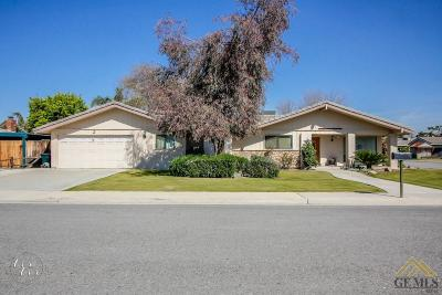 Bakersfield Single Family Home For Sale: 7600 Kimberly Avenue