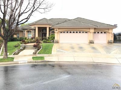 Single Family Home For Sale: 1705 Briercliff Court
