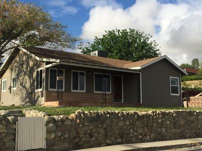 Taft Single Family Home For Sale: 701 E Street Street
