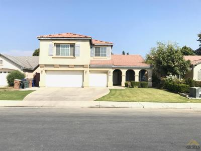 Bakersfield Single Family Home For Sale: 5118 Vista Del Mar Avenue