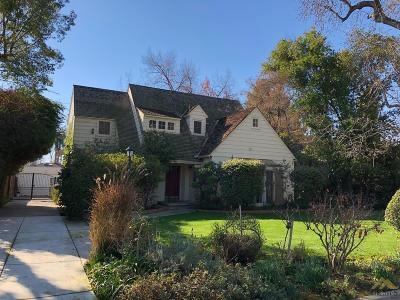 Bakersfield Single Family Home For Sale: 3011 20th Street