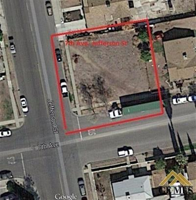 Delano Residential Lots & Land For Sale: 7th Ave & Jefferson