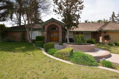 Bakersfield Single Family Home For Sale: 1601 Calle Castana