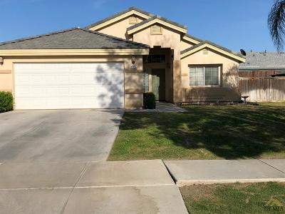 Wasco Single Family Home For Sale: 1756 San Jose Ave Avenue