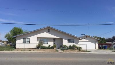 Delano Single Family Home For Sale: 441 14th Avenue