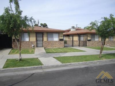 Bakersfield Multi Family Home For Sale: 914 Quincy Street