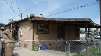 Single Family Home For Sale: 2717 Q Street
