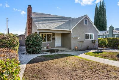 Single Family Home For Sale: 1815 1st Street