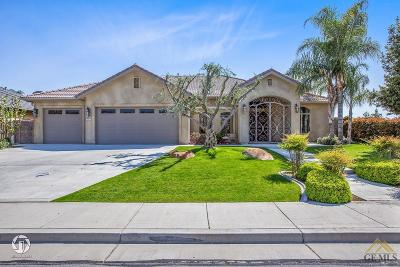 Bakersfield Single Family Home For Sale: 13511 Coco Palm Court