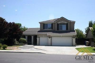 Bakersfield Single Family Home For Sale: 1323 Calaveras Park Drive
