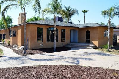 Single Family Home For Sale: 1301 Thomas Way