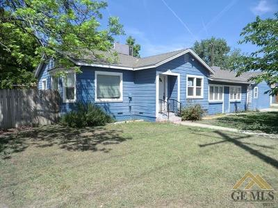 Single Family Home For Sale: 313 A Street
