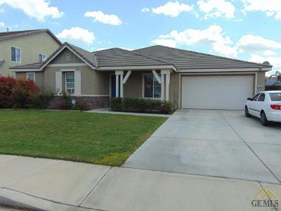 Bakersfield CA Single Family Home For Sale: $315,000