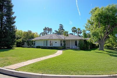 Bakersfield Single Family Home For Sale: 203 El Cielo Drive