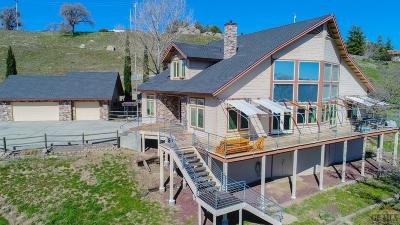 Tehachapi Single Family Home For Sale: 26900 Oakflat Drive