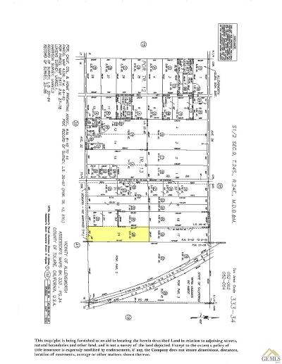 Residential Lots & Land For Sale: Ave 32