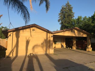 Bakersfield Single Family Home For Sale: 2006 S I Street