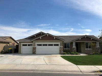Bakersfield Single Family Home For Sale: 10609 Fisichella Drive