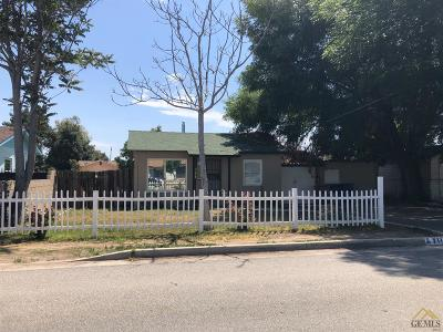 Bakersfield Single Family Home For Sale: 711 Belle Avenue
