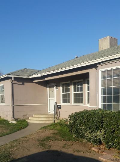 Bakersfield Single Family Home For Sale: 808 El Rancho Drive