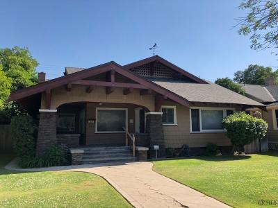 Bakersfield Single Family Home For Sale: 2627 19th Street