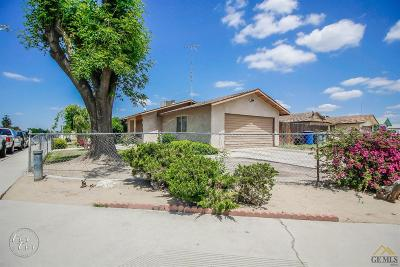 Delano Single Family Home Active-Contingent: 1001 20th Avenue