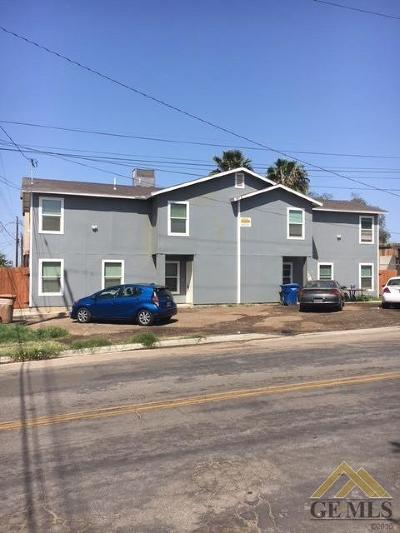 Bakersfield Multi Family Home For Sale: 1814 Virginia Street