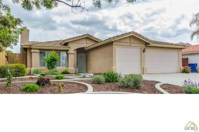 Bakersfield CA Single Family Home For Sale: $310,000