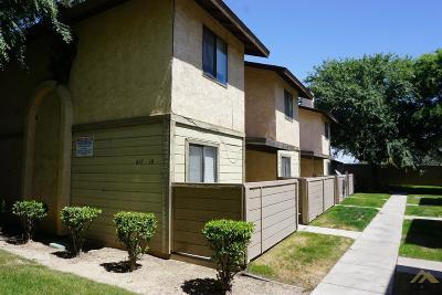 Bakersfield Multi Family Home For Sale: 817 Quail Lane