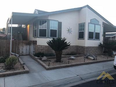 Bakersfield CA Single Family Home For Sale: $100,000