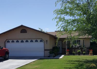 Shafter Single Family Home For Sale: 869 Verde Street