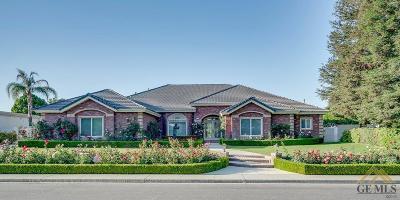 Bakersfield Single Family Home For Sale: 11116 Zenaida Way