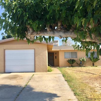 Delano Single Family Home Active-Contingent: 122 W 19th Place