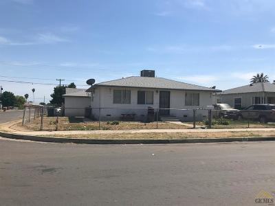Bakersfield Multi Family Home For Sale: 401 Minner Avenue