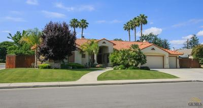 Bakersfield Single Family Home For Sale: 12701 Benbrook Place