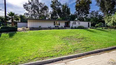 Bakersfield Single Family Home For Sale: 3540 Braeburn Drive