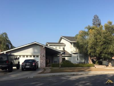 Bakersfield Single Family Home For Sale: 613 Redwing Avenue