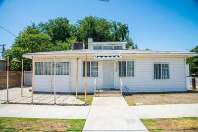 Bakersfield Single Family Home For Sale: 2225 D Street
