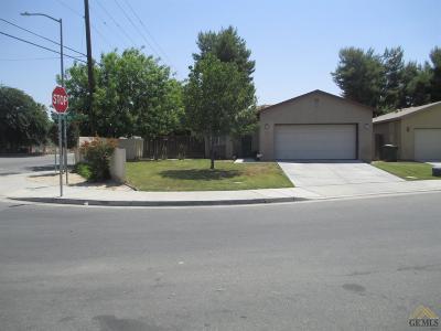 Bakersfield Single Family Home For Sale: 317 Isla Del Sol Drive
