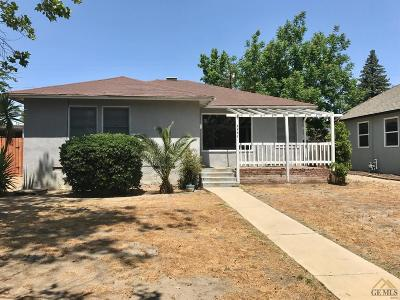 Bakersfield Single Family Home For Sale: 2731 Pine Street
