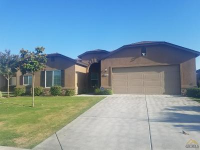 Bakersfield Single Family Home For Sale: 307 Derbyshire Drive