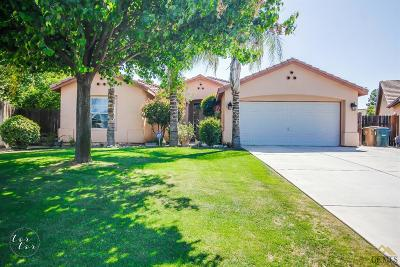 Bakersfield Single Family Home For Sale: 3115 Ziff Drive