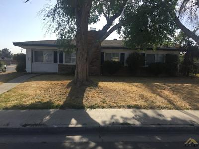 Bakersfield Single Family Home For Sale: 3917 Evelyn Drive