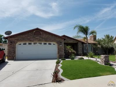 Delano CA Single Family Home For Sale: $270,000